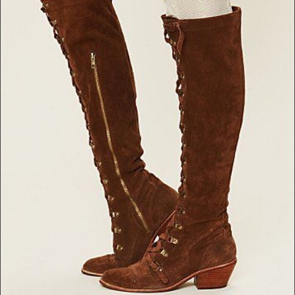 93156f0e61b Jeffrey Campbell Shoes - Free People Jeffrey Campbell Johnny Tall Boot 8